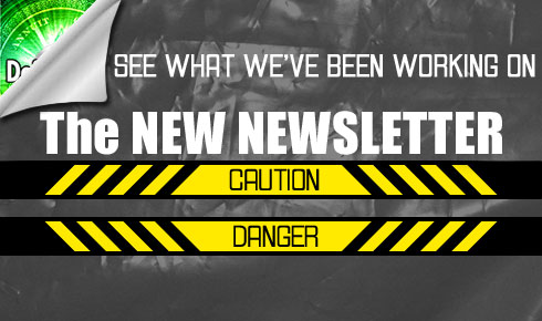 Take a peek at our revamped newsletter