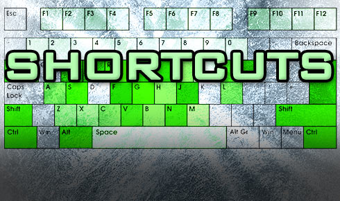 Simple DoingTIME keyboard shortcuts