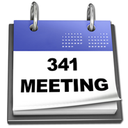 A quick way to set reminders for a 341 Meeting