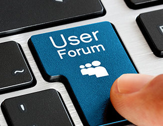 Visit Our Online Forum